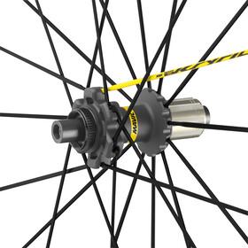 Mavic Ksyrium Pro Disc 17 Laufradsatz Shimano 25 Intl schwarz